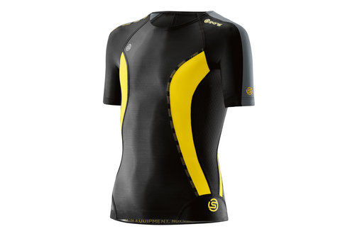 SKINS DNAmic Youth S/S Compression Top