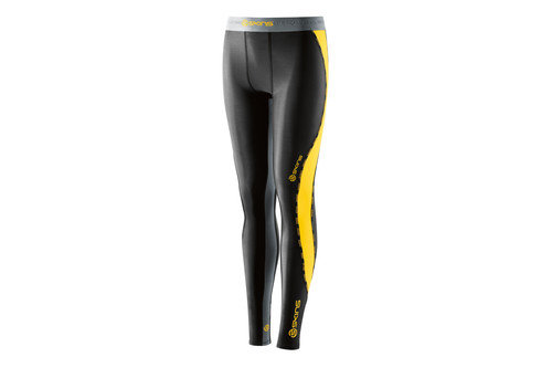 SKINS DNAmic Youth Compression Long Tights