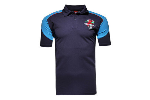 Warriors 7s 2016 Players Issue Rugby Polo Shirt