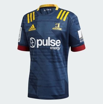 Highlanders Rugby Home Shirt 2020
