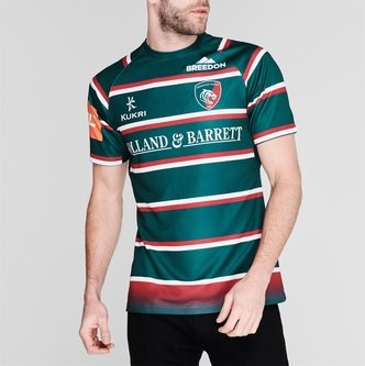 Leicester Tigers 2019/20 Home Replica Shirt