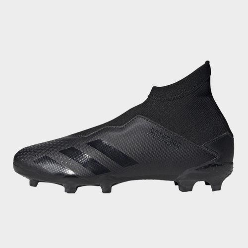 Predator 20.3 Laceless Kids FG Football Boots