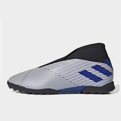 Nemeziz 19.3 Laceless Childrens Astro Turf Trainers