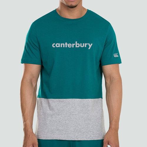 Block Logo T-Shirt Mens