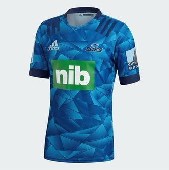 Blues Home Rugby Shirt 2020