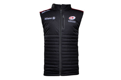 Saracens 2016/17 Players Off Field Rugby Gilet