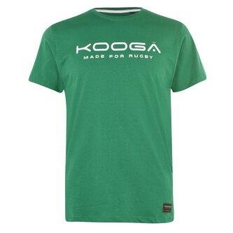 Cotton Logo T Shirt Senior