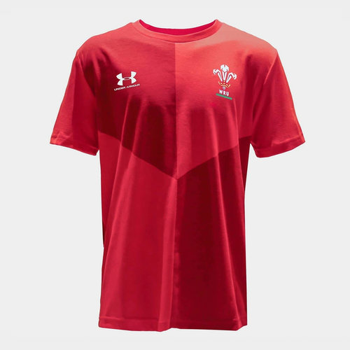 Wales Graphic T-Shirt Junior