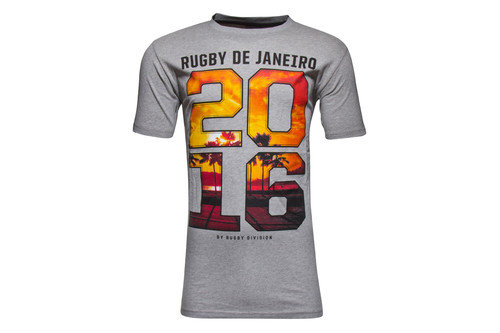 Rio Graphic Rugby T-Shirt