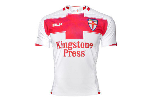 England Rugby League 2016/17 Home S/S Replica Rugby Shirt