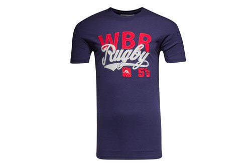 Vintage Graphic Off Field Rugby T-Shirt