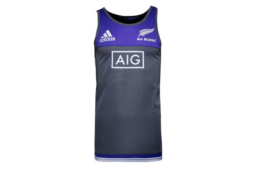 New Zealand All Blacks 2016/17 Players Rugby Training Singlet