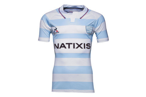 Racing 92 2016/17 Home S/S Replica Rugby Shirt