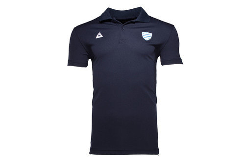 Racing 92 2016/17 Players Presentation Rugby Polo Shirt