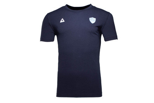 Racing 92 2016/17 Players Presentation Rugby T-Shirt