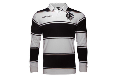 Barbarians 2016/17 Classic L/S Rugby Shirt