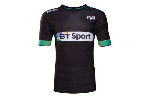 Ospreys 2016/17 Players Rugby Training T-Shirt