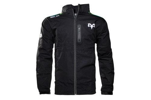 Ospreys 2016/17 Wet Weather Rugby Jacket