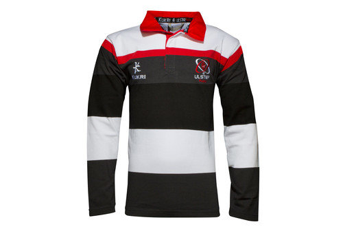 Ulster 2016/17 L/S Classic Rugby Shirt