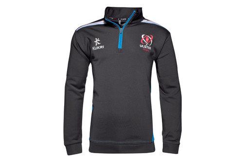 Ulster 2016/17 1/4 Zip Fleece Training Rugby Jacket