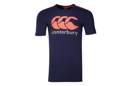 Vapodri Cotton Large Logo T-Shirt