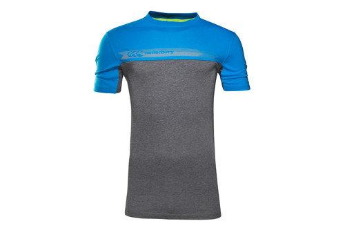 Vapodri Mesh Panel Training T-Shirt