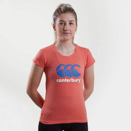 CCC Logo Ladies T-Shirt