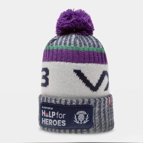 Help For Heroes Bobble Hat Mens