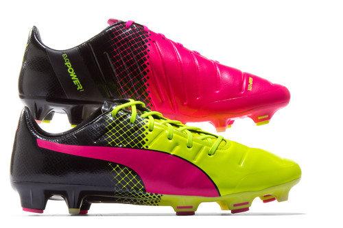evoPOWER 1.3 Tricks FG Football Boots