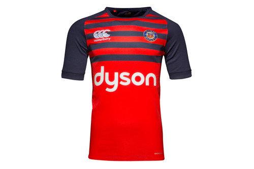 Bath 2016/17 Pro S/S Rugby Training Shirt