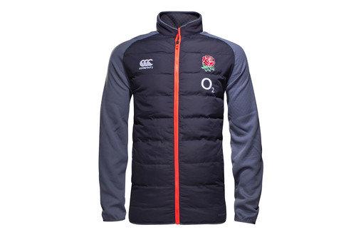 England 2016/17 Hybrid Padded Rugby Training Jacket