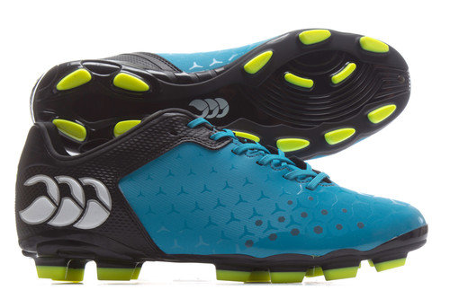 Control Club Bladed FG Rugby Boots