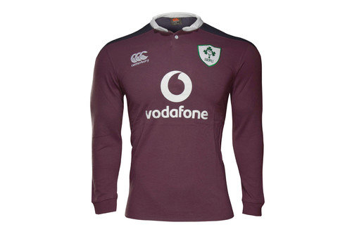 Ireland IRFU 2016/17 Alternate Classic L/S Rugby Shirt