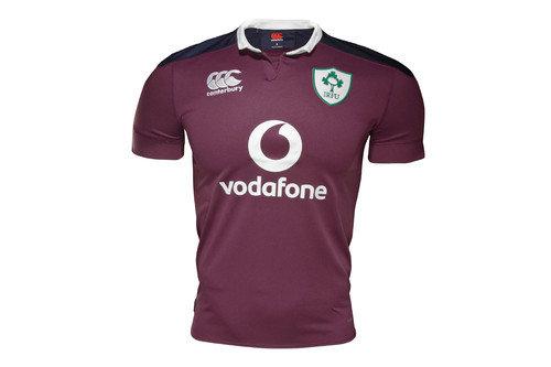 Ireland IRFU 2016/17 Alternate Pro S/S Rugby Shirt