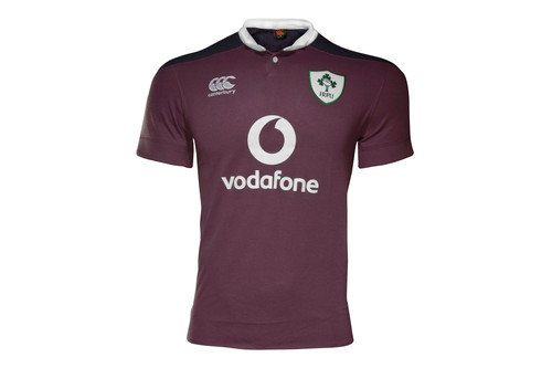 Ireland IRFU 2016/17 Alternate Classic S/S Rugby Shirt