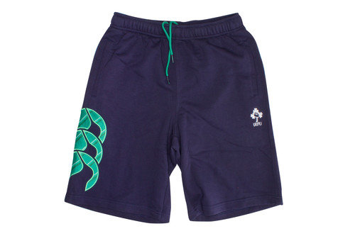 Ireland IRFU 2016/17 Players Off Field Fleece Rugby Shorts