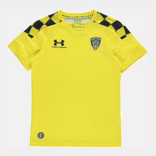 Clermont Auvergne 2019/20 Home Kids Replica Shirt