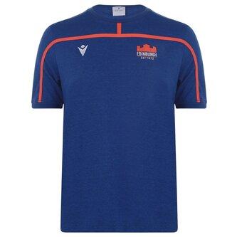 Edinburgh Rugby 2019 20 Training Shirt Mens