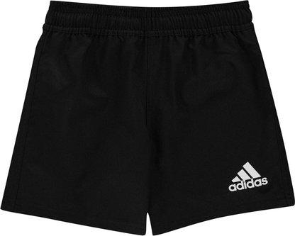 3 Stripe Rugby Shorts Junior
