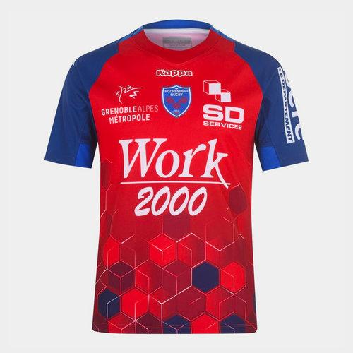 FC Grenoble 2019/20 Alternate Replica Shirt