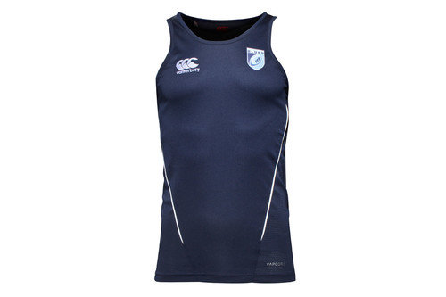 Cardiff Blues 2016/17 Players Rugby Training Singlet