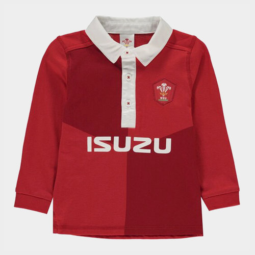 Rugby Home Shirt 2019 2020 Infant