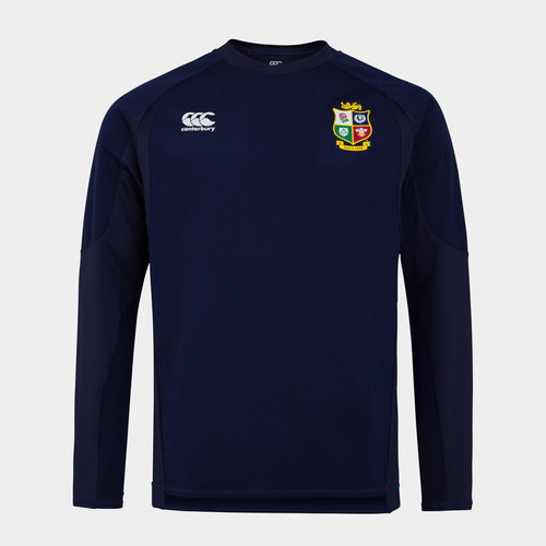 British and Irish Lions Drill Top Mens