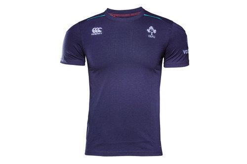 Ireland IRFU 2016/17 Kids Cotton Rugby Training T-Shirt