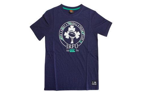 Ireland IRFU 2016/17 Kids Graphic Rugby T-Shirt