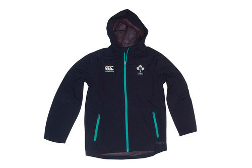 Ireland IRFU 2016/17 Kids Shower Proof Rugby Jacket