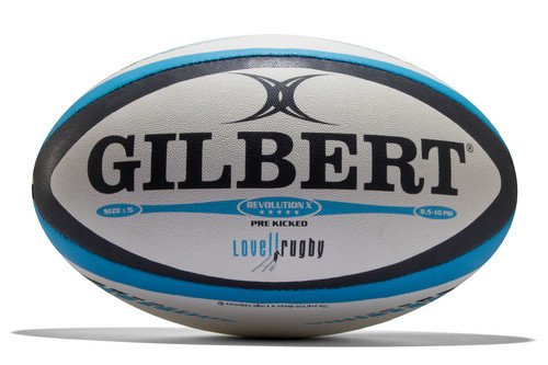 Gilbert Revolution X Ltd Edition Rugby Match Ball