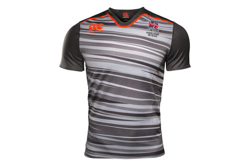 England 7s 2017 Kids Alternate Pro Rugby Shirt
