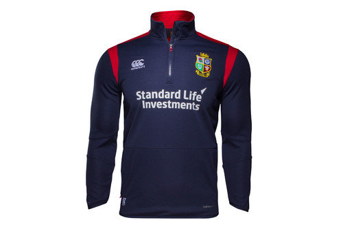 British & Irish Lions 2017 Players Thermal Layer Rugby Training Top