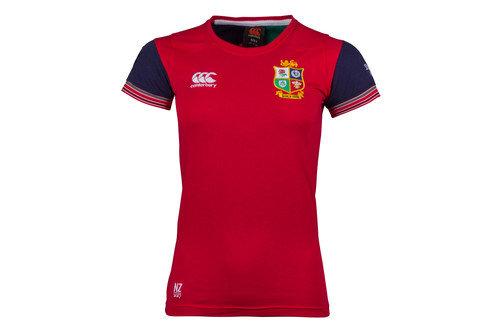 British & Irish Lions 2017 Ladies Rugby Training T-Shirt
